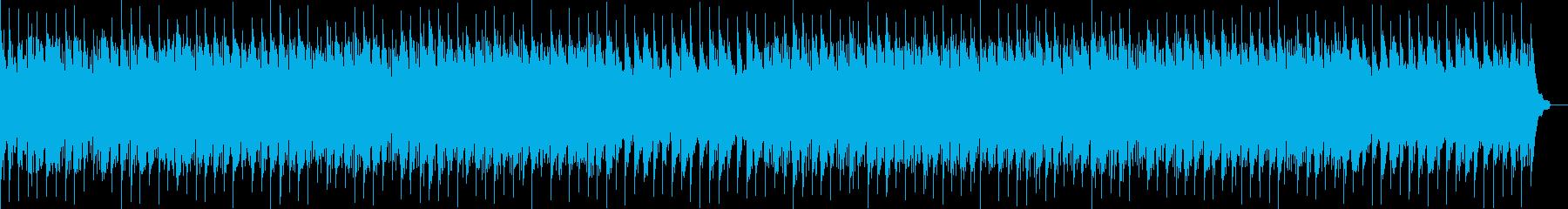 切ない雰囲気のアコギピアノセンチメンタルの再生済みの波形