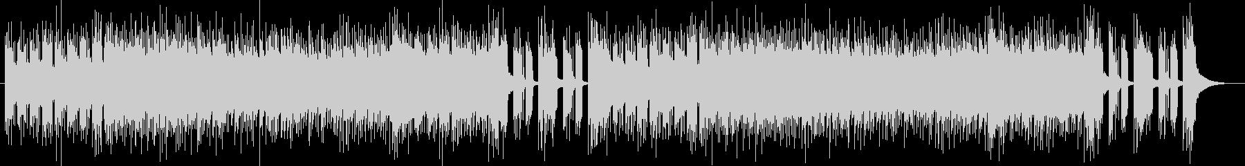 「Heavy/DARK」BGM5の未再生の波形