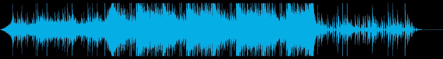 近代的で無機質なトラップ、インスタCM等の再生済みの波形