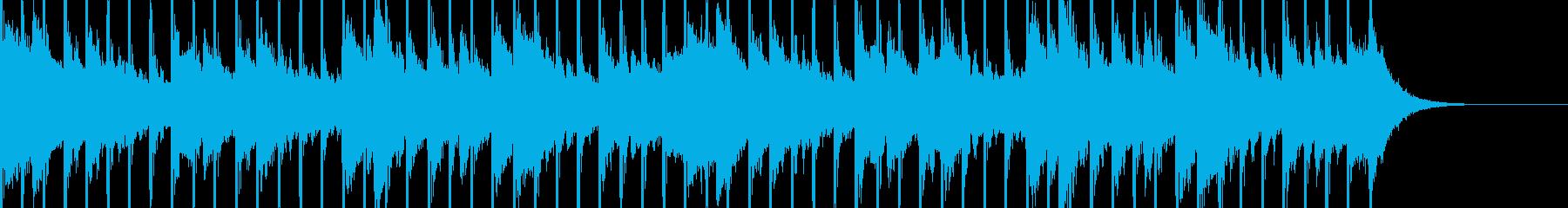 未来の希望に向かって走り出す30秒verの再生済みの波形