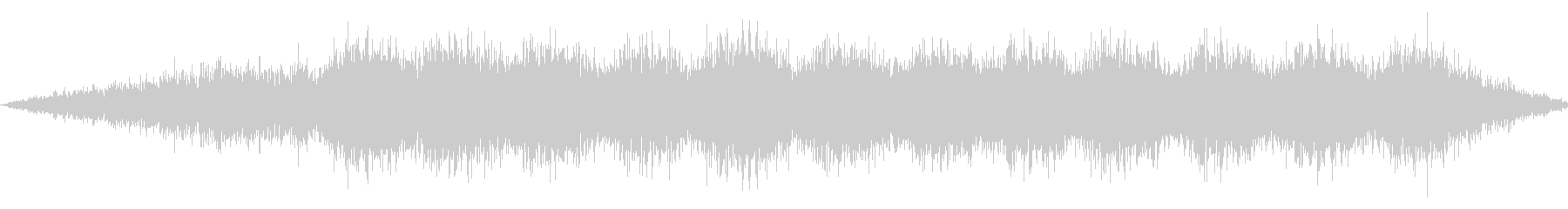 オイオイ!歓声,応援の効果音02の未再生の波形