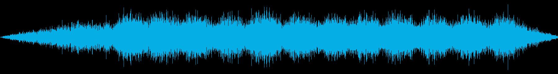 オイオイ!歓声,応援の効果音02の再生済みの波形
