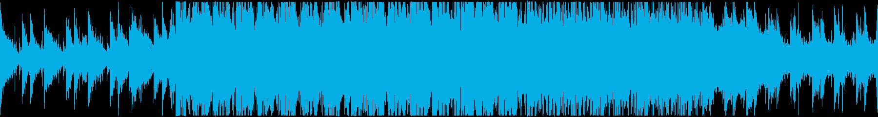 琴・ピアノが魅力の和風エレクトロニカの再生済みの波形