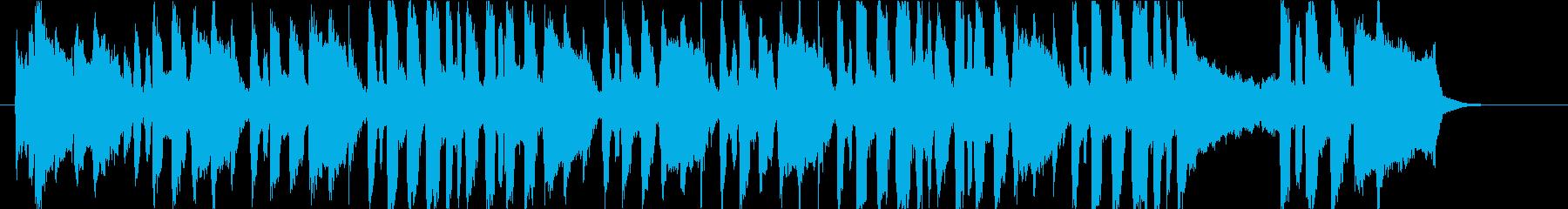 誕生日の歌(ワルツver) 【ソウタ】の再生済みの波形