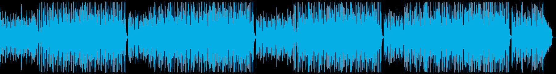 ポップピアノレクリエーション:フル2回の再生済みの波形