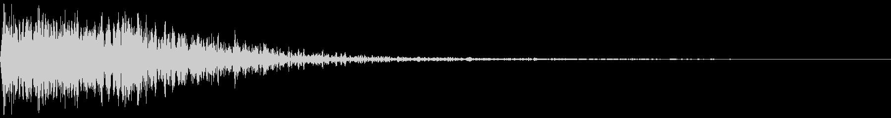【シネマティック 】 衝撃音_148の未再生の波形