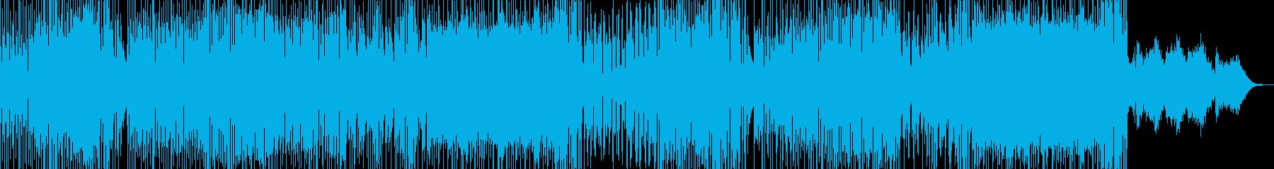 ドタバタコメディ・アニメ調ポ… 長尺+★の再生済みの波形