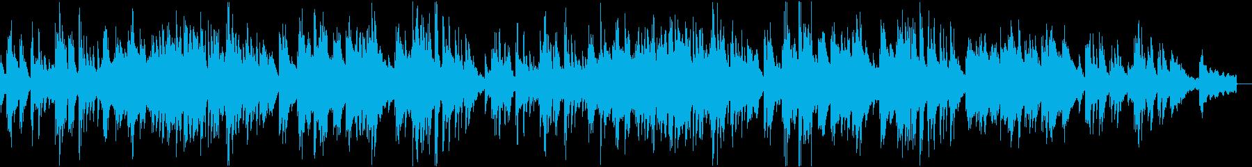 ナレーションによく合うエレピソロバラードの再生済みの波形