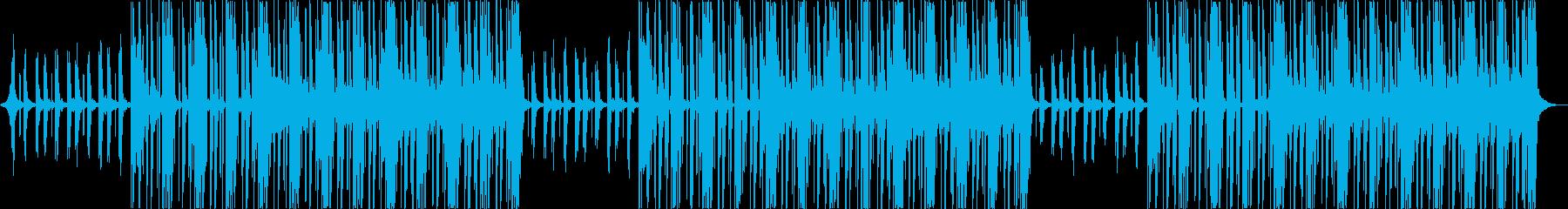 おしゃれ洋楽ヒップホップR&Bソウルhの再生済みの波形