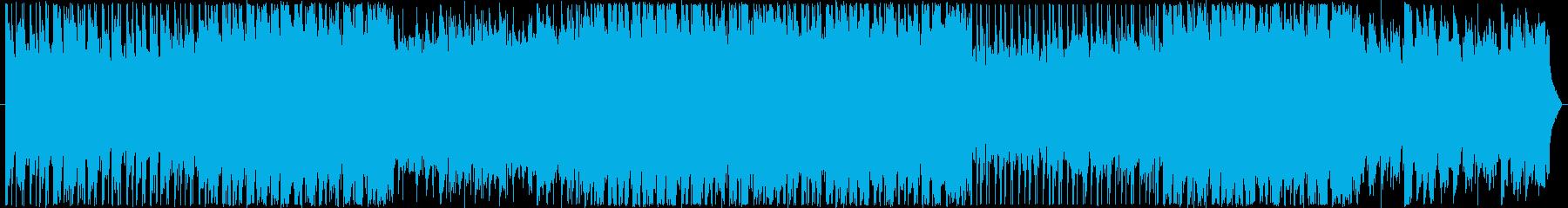 ほのぼのとしたかんじですの再生済みの波形