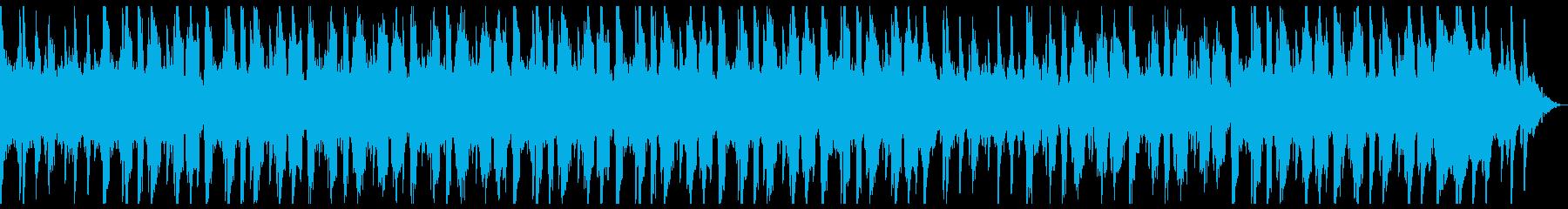 ピアノの旋律が素晴らしいチルトラック♪の再生済みの波形