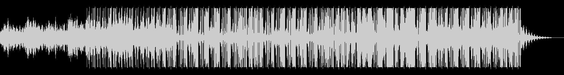多目的BGM用スムースジャズの未再生の波形