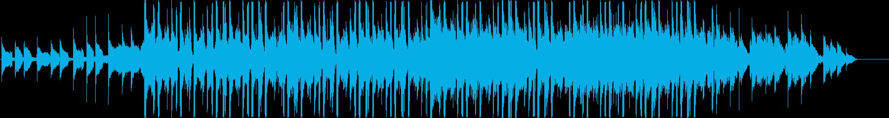 ポップ テクノ Hip-hop ア...の再生済みの波形