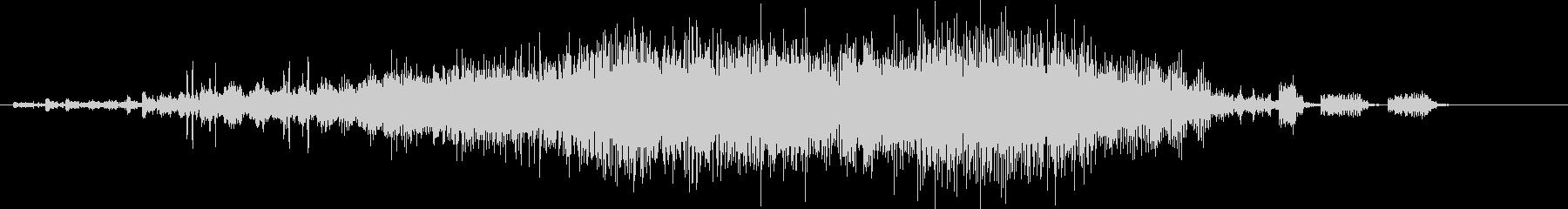 【SF】【機械】 奇妙な音_05 ロボの未再生の波形
