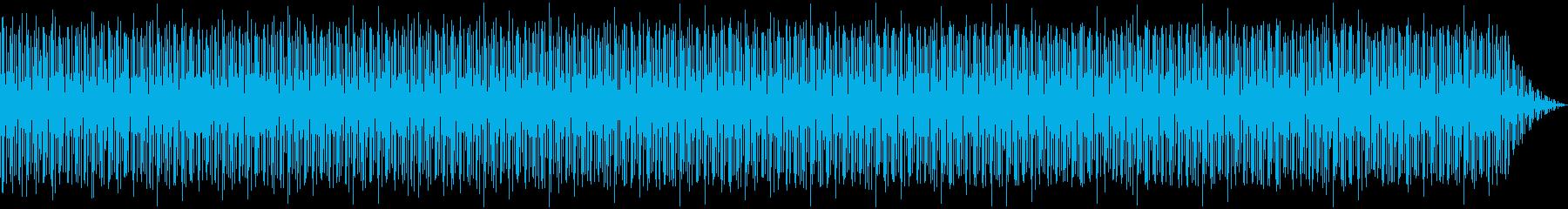 モダンでおしゃれなクラップ  CMなどにの再生済みの波形