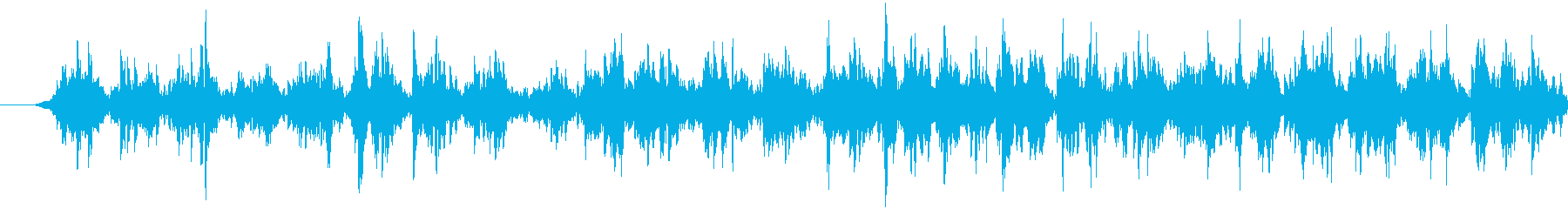 神楽鈴 巫女鈴(連続 シャンシャンシャンの再生済みの波形