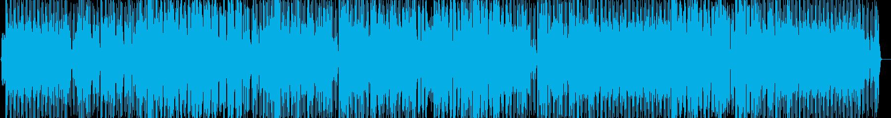 90年代の渋谷のレコード屋POPSの再生済みの波形