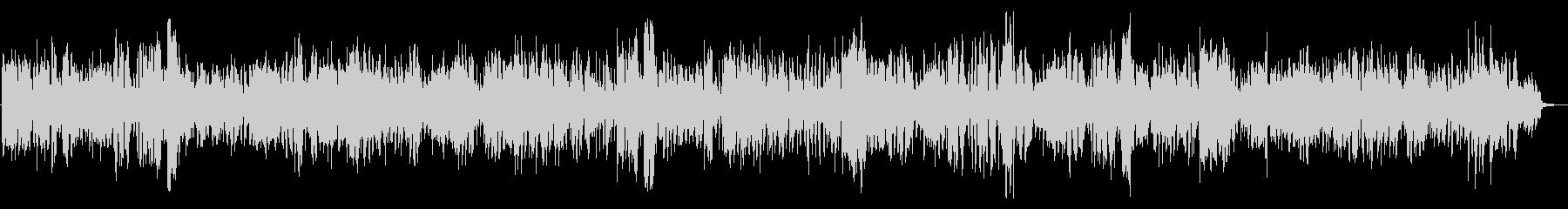 超★テンションMAXなロックBGMの未再生の波形
