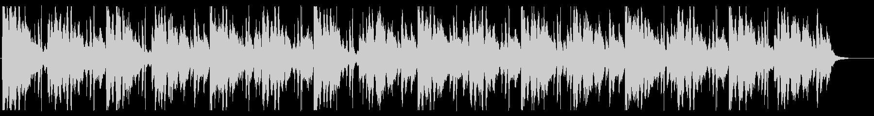 海/生演奏/R&B_No607_4の未再生の波形