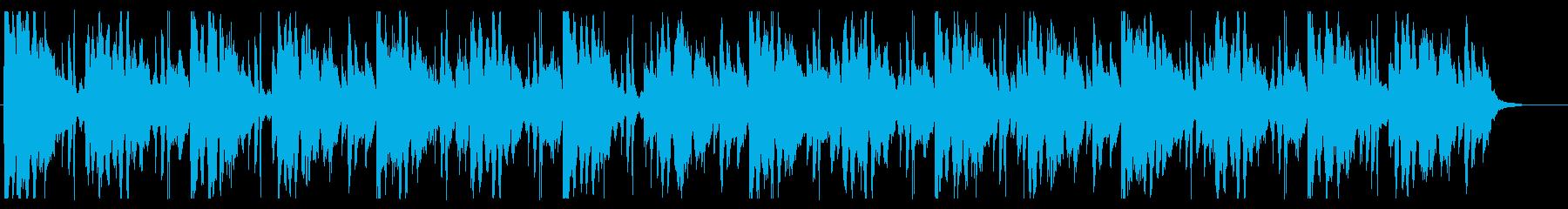 海/生演奏/R&B_No607_4の再生済みの波形