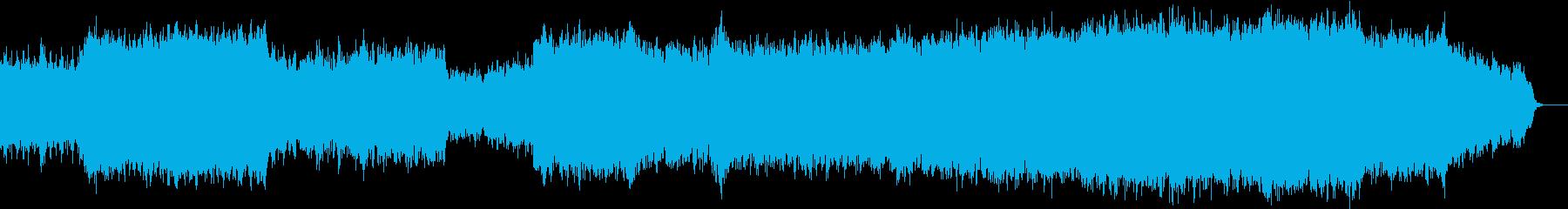 意外となかった?こだわりの本格和風音楽6の再生済みの波形