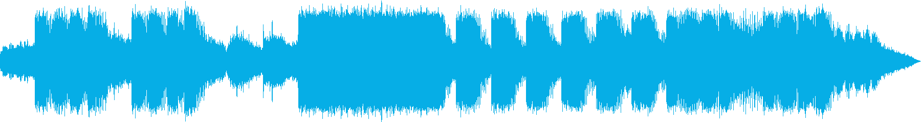大自然をイメージの再生済みの波形