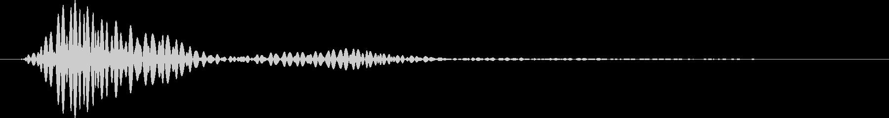 レーザーブレード3の未再生の波形