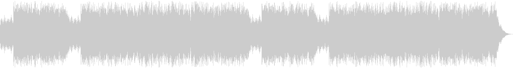 Expressing how it snows on a piano, etc.'s unreproduced waveform
