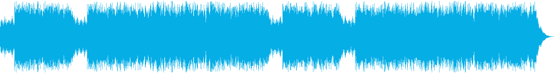 Expressing how it snows on a piano, etc.'s reproduced waveform