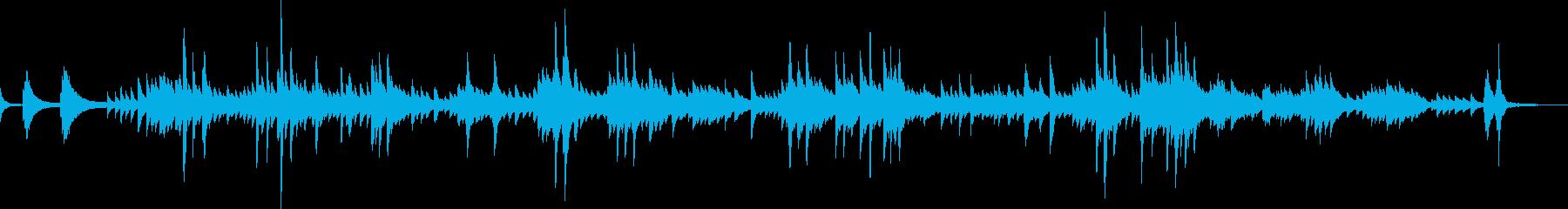 和風・ピアノ・BGM・京都・伝統の再生済みの波形