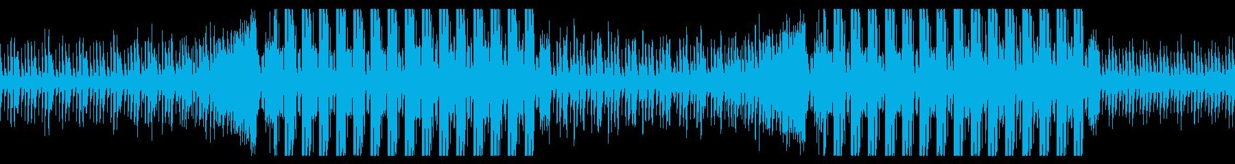 【ループ版】企業VP・CM 軽快の再生済みの波形
