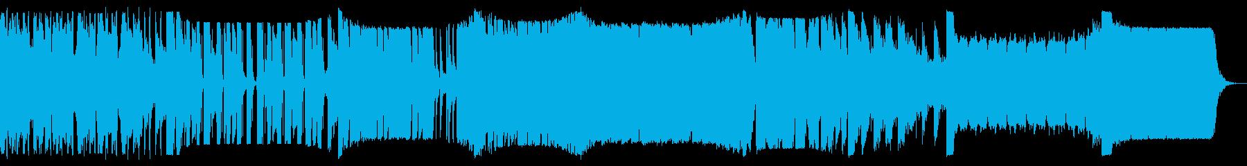 FliktraxのHit It H...の再生済みの波形
