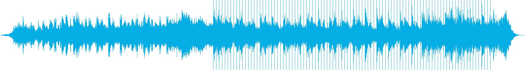 アンビエント ファンタジー 魔法 ...の再生済みの波形