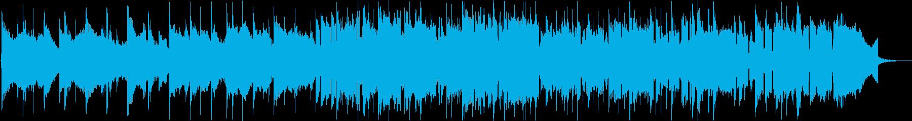 【アニメ】エピローグ問題解決、大団円の再生済みの波形
