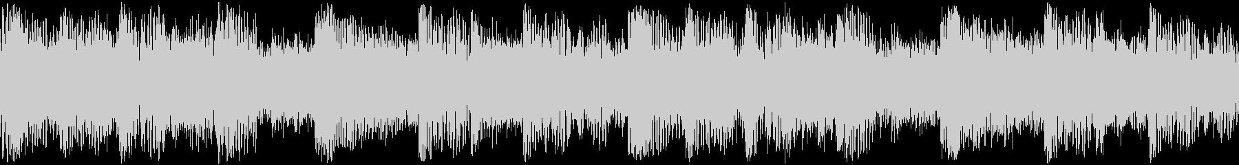 E.ギターがメインのヘビーメタルサウンドの未再生の波形