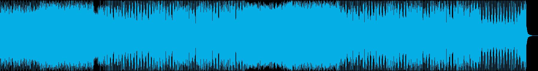 シンプルで爽やかな企業VP/CM 6の再生済みの波形