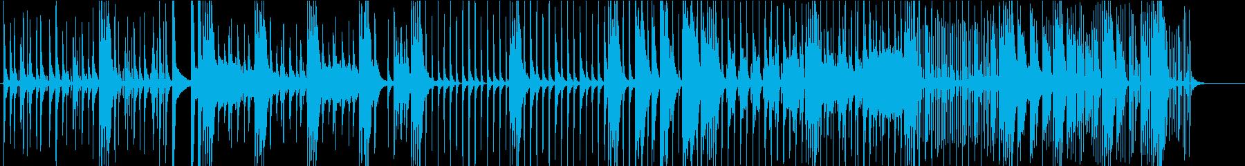 子供たちに太鼓や太鼓の楽しさを紹介...の再生済みの波形