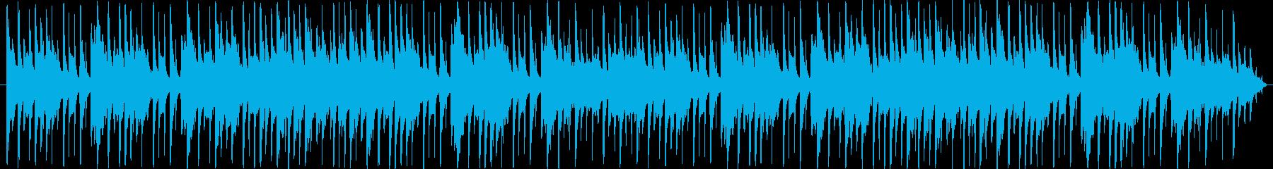 コマーシャル用の音楽。メロディック...の再生済みの波形