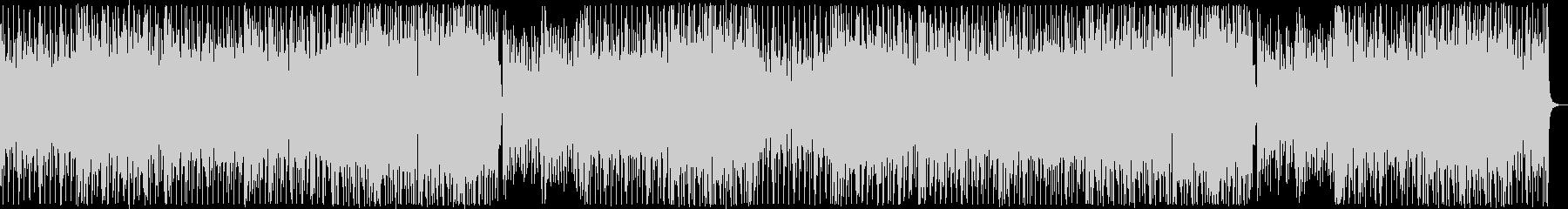 アダルトなファンク女声コーラス:フル2回の未再生の波形