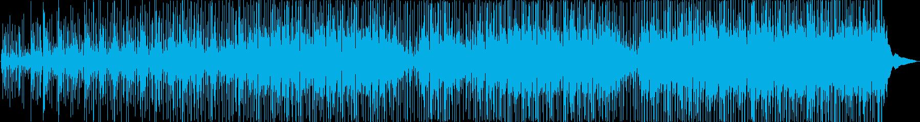 イージーリスニング 説明的 楽しげ...の再生済みの波形