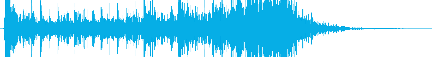 トランジション プロモーションパッ...の再生済みの波形