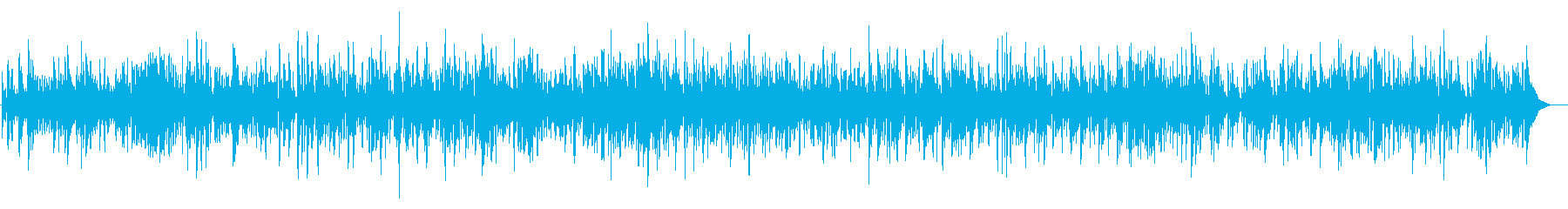JAZZ|上品でエレガントなジャズBGMの再生済みの波形