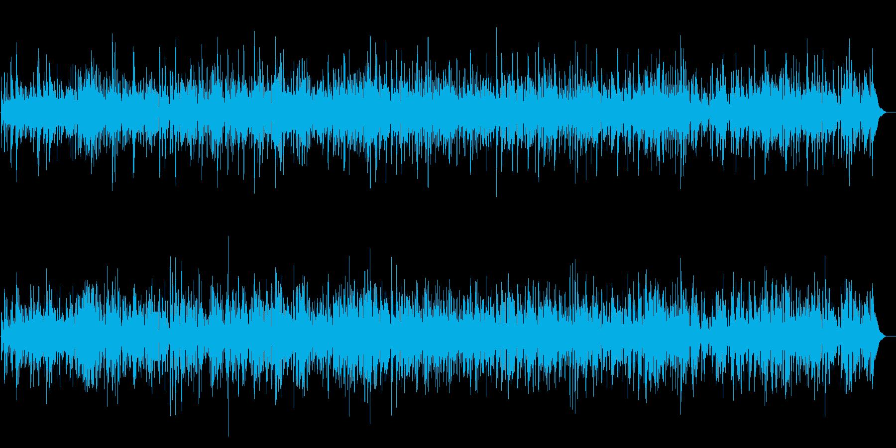 JAZZ 上品でエレガントなジャズBGMの再生済みの波形