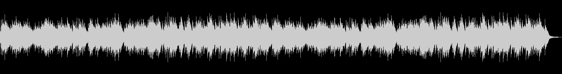 ワルツ、上品、ベル、日常、可愛いBGM2の未再生の波形