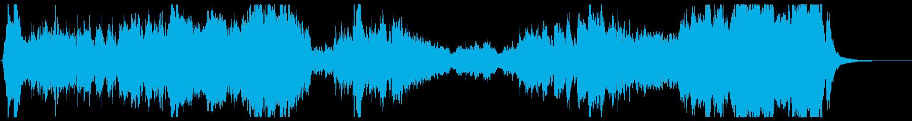 TRIUMPH SPIRITの再生済みの波形