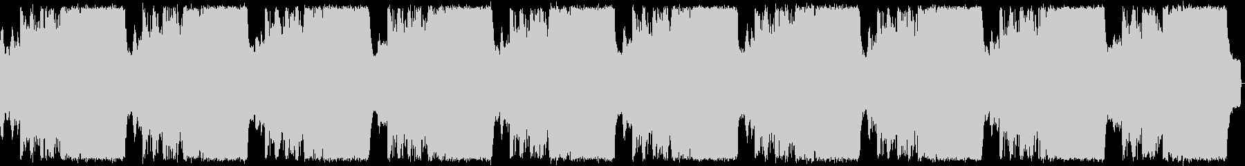 トレーラー、シネマティック、テクスチャーの未再生の波形