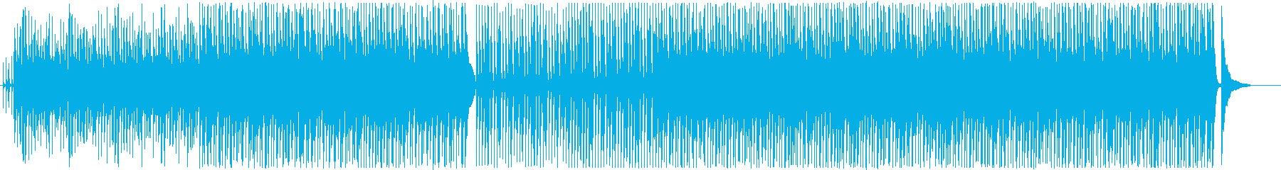 ハッピーな森のお散歩♫行進ポップの再生済みの波形
