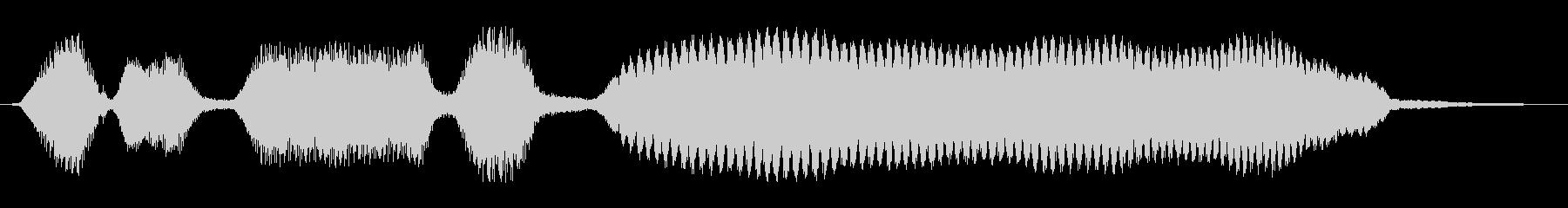 ★ハーモニカ生音のジングル/ほのぼのの未再生の波形