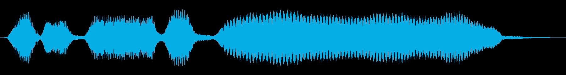 ★ハーモニカ生音のジングル/ほのぼのの再生済みの波形