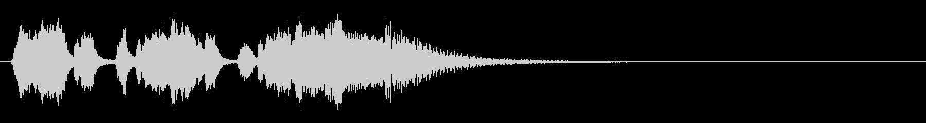 軍隊5 レアカード レベルアップの未再生の波形